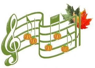 Newton Musical 187 Happy Thanksgiving