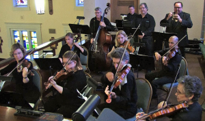 Newton Musical Chamber Orchestra